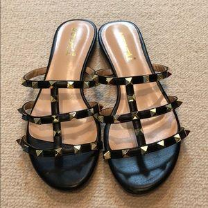 Vocosi Rockstud Sandals